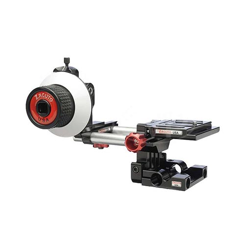 Zacuto DSLR Baseplate w/Follow Focus