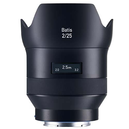 Zeiss Batis 25mm f/2 Sony E-Mount Lens