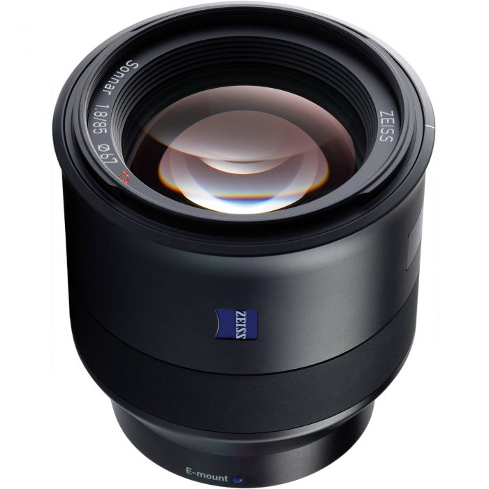 Zeiss Batis 85mm f/1.8 Sony E-Mount Lens