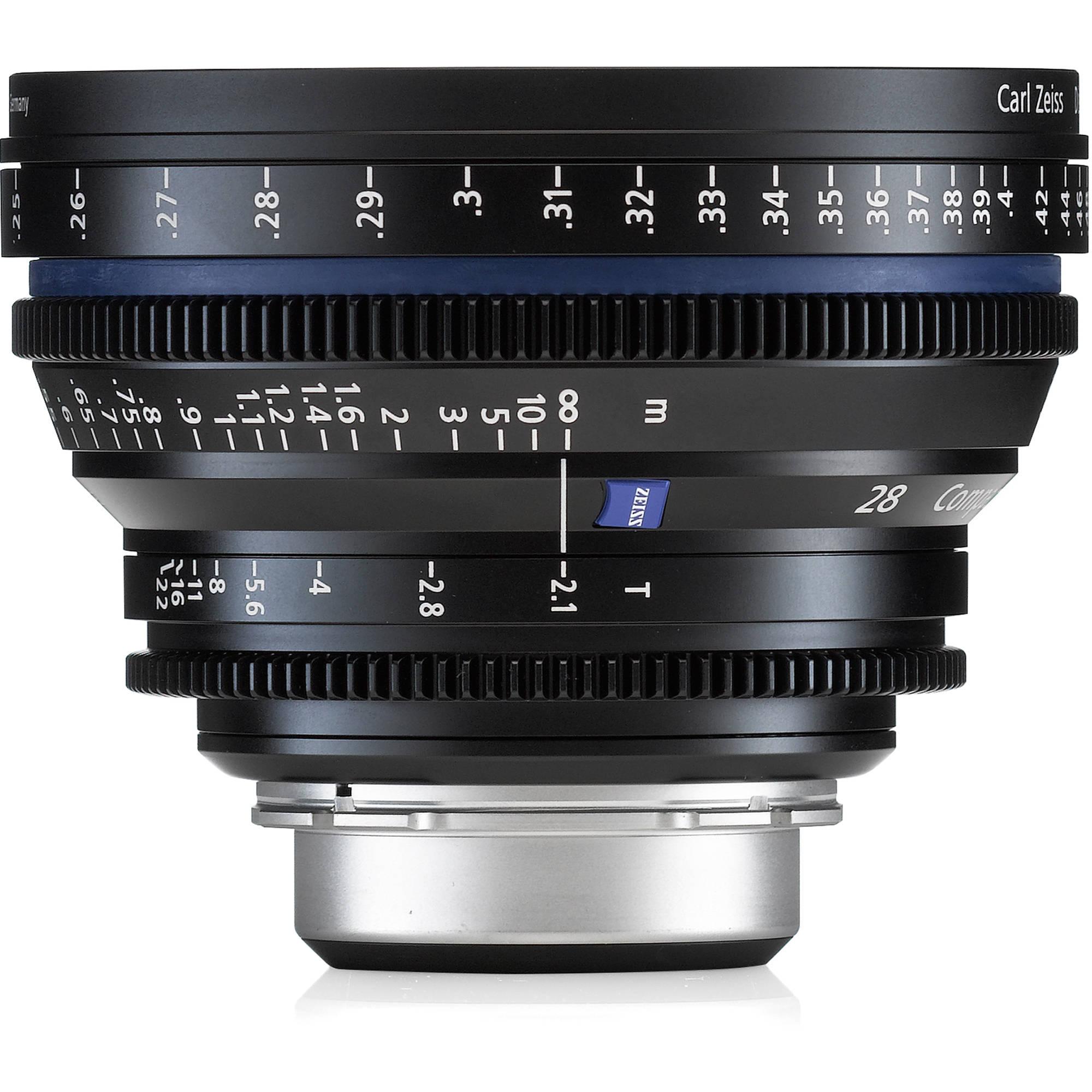 Zeiss CP.2 28mm T/2.1 EF-Mount