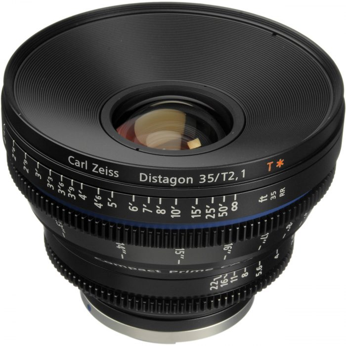 Zeiss CP.2 35mm T/2.1 EF-Mount
