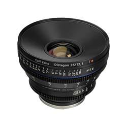Zeiss CP.2 Lens Rentals 35mm