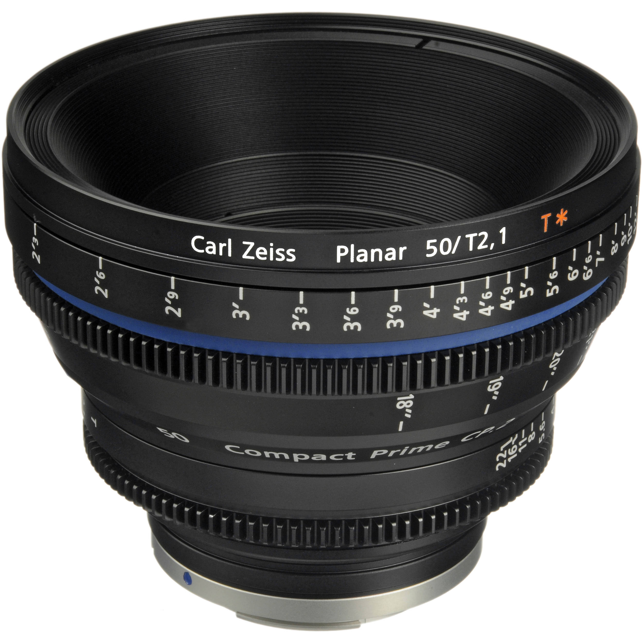 Zeiss CP.2 50mm T/2.1 EF-Mount