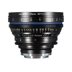 Zeiss CP.2 Lens Rentals 85mm