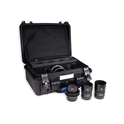 Zeiss Loxia 3-Lens Kit w/ case and Focus Gears