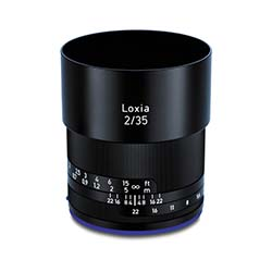 Zeiss Loxia 35mm f/2