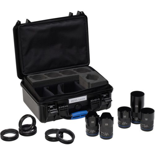 Zeiss Loxia Three-Lens Kit Sony E-Mount