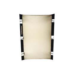4×6 Pro Frame & Gold:White