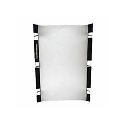 4×6 Pro Frame & Silver:White