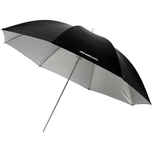 45″ Silver Umbrella Rental