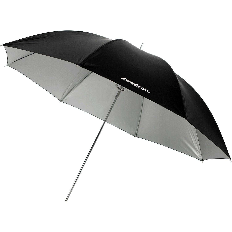 45″ Silver Umbrella Rental