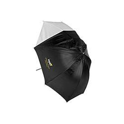 "60"" Umbrella White w/ Black Backing"