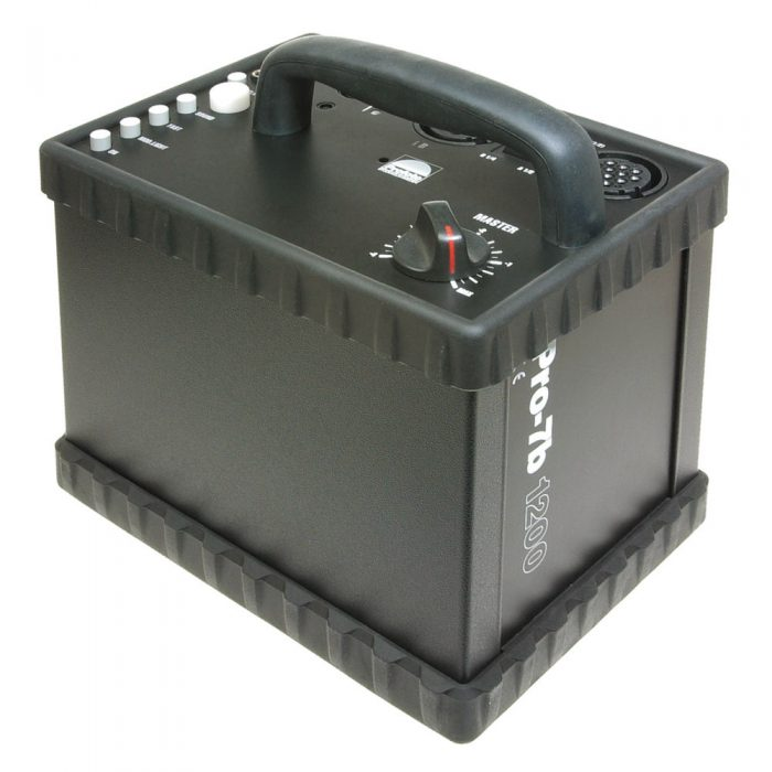 7B 1200 with 2 Batteries and Charger Rental
