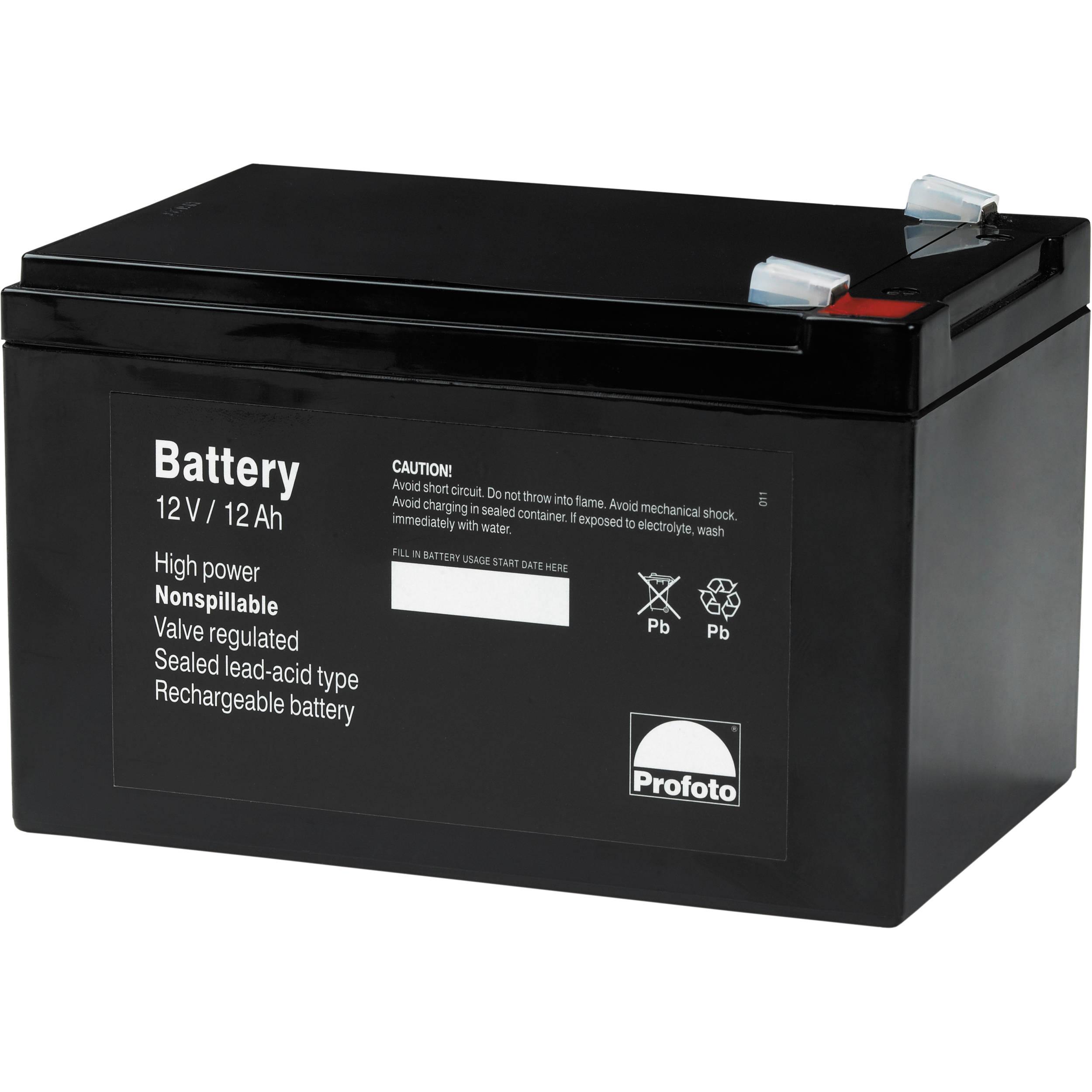 7b Sealed Lead Acid Battery