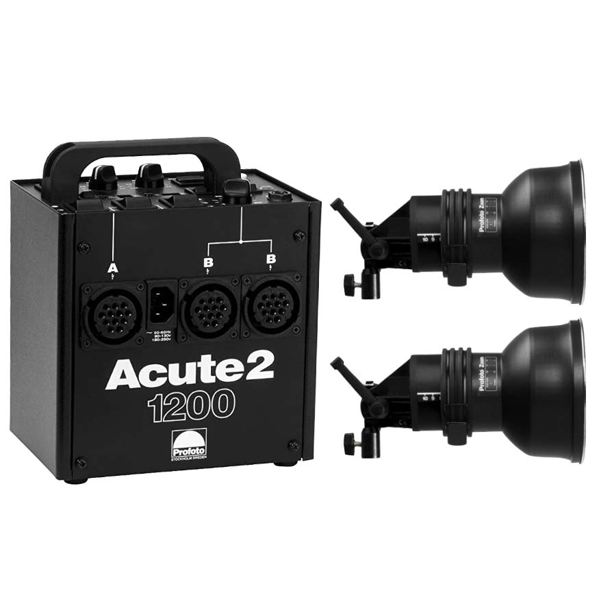 Acute 2r 1200 w/2 Acute Heads