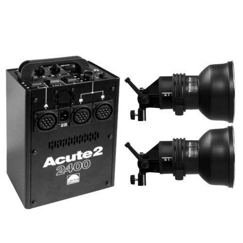 Acute 2r 2400 with 2 Acute Heads