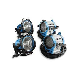 Arri 4 Light Kit