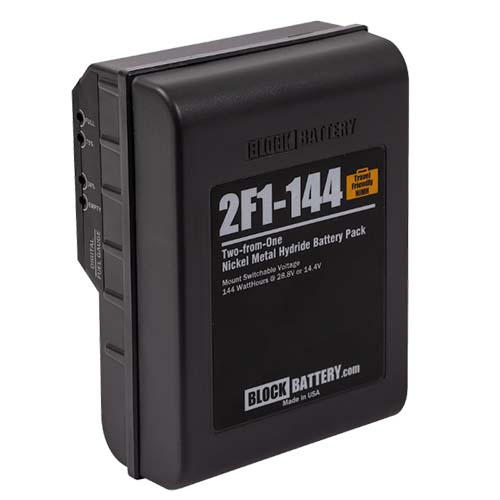 Block Battery Li-ion 2F1 Rental