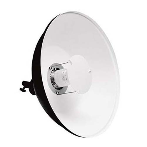 Broncolor 20″ White Beauty Dish-Softlight Reflector