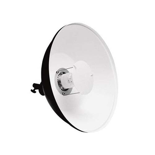 "Broncolor 20"" White Beauty Dish/Softlight Reflector"