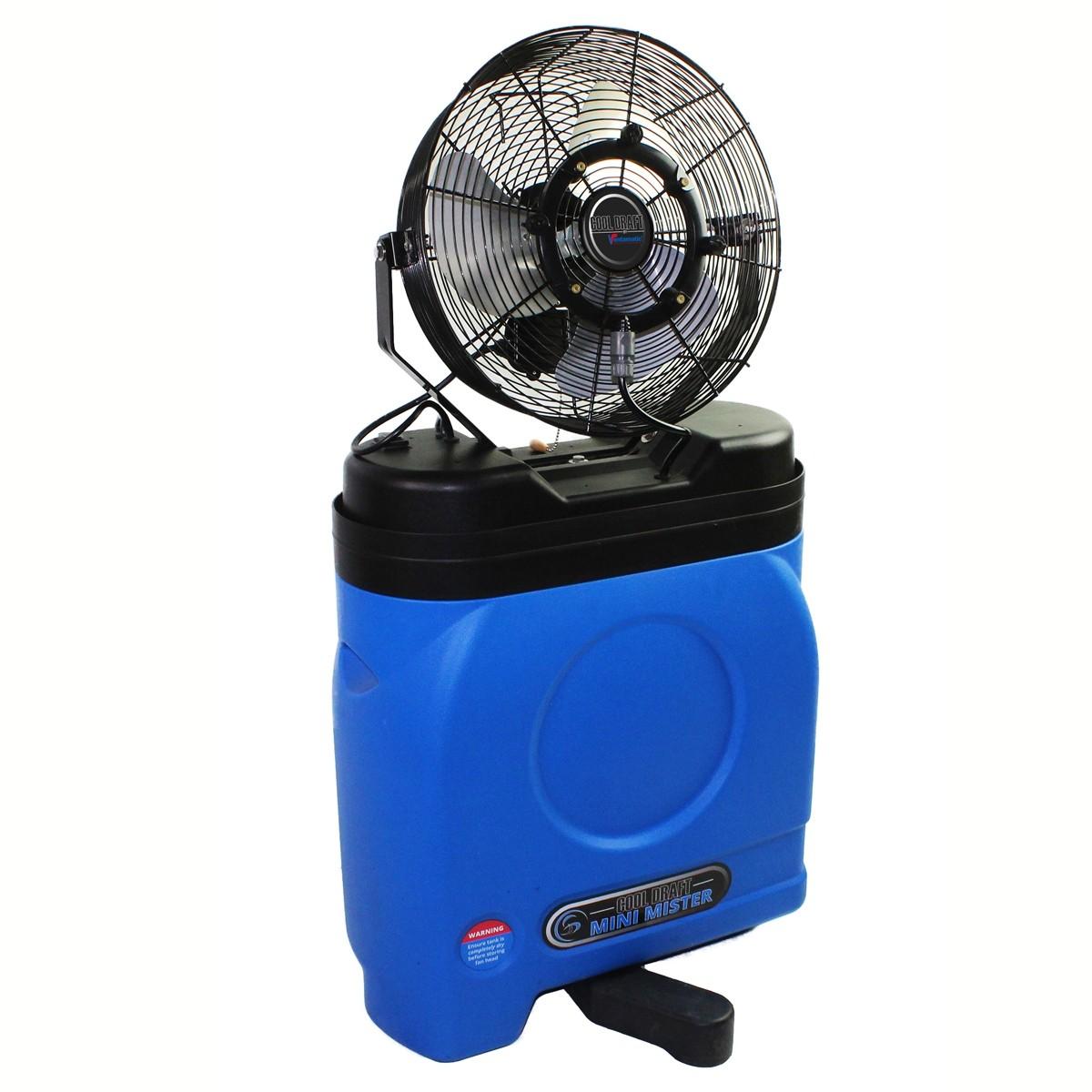 CoolDraft Misting Fan Rental