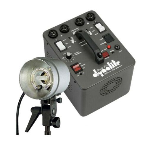 Dynalite M1000R with 1 2040 Flashhead