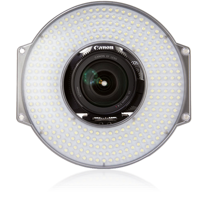 F&V R-300 Ring Light