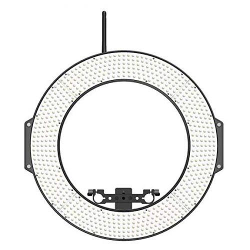 F&V Z720S Bi-Color Ring Light