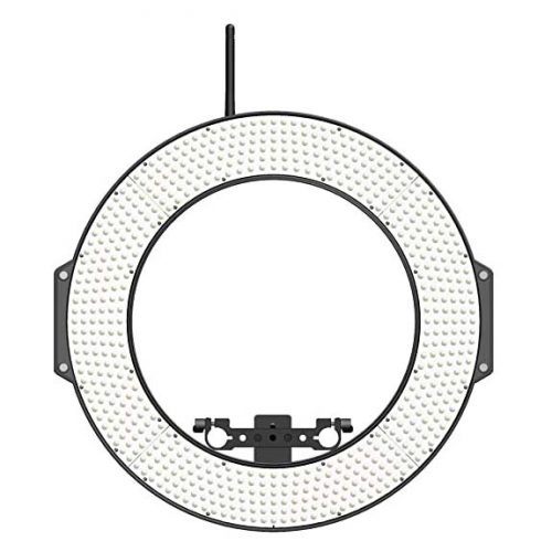 F&V Z720S Bi-Color Ring Light