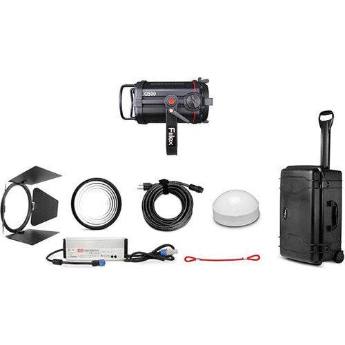 Fiilex K152 Q500 Batt. Kit