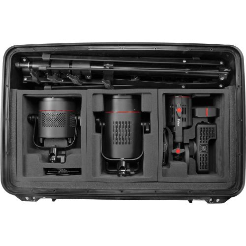 Fiilex K416 4-Light Kit AC Rental
