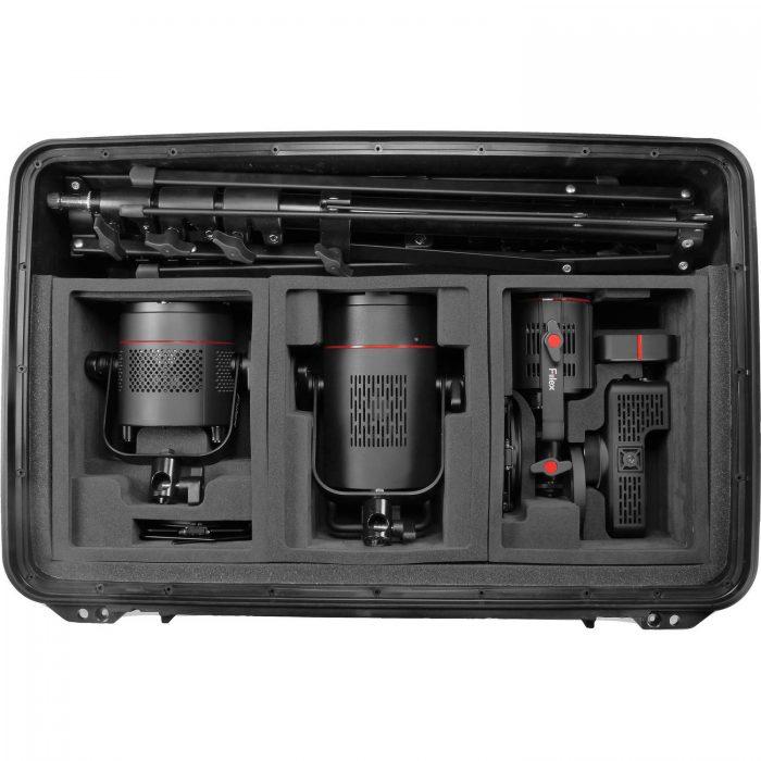 Fiilex K416 4-Light Kit AC Rental