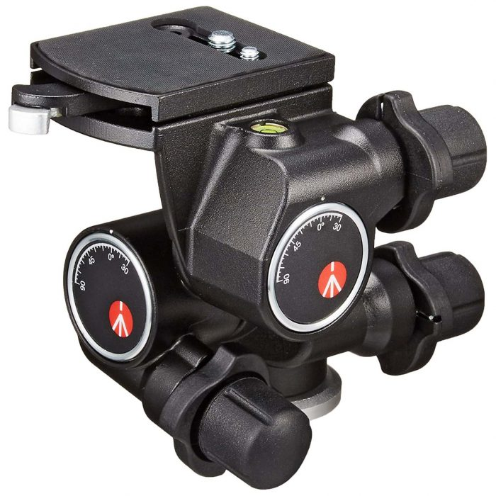 Junior Geared Head Manfrotto 410
