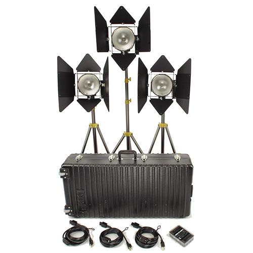 Lowel 3 1000W DP Kit Rental
