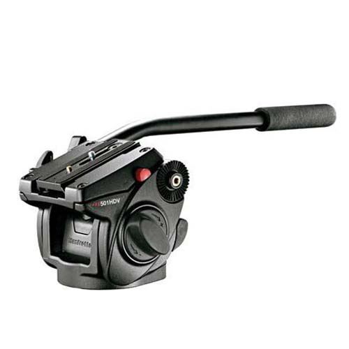 Manfrotto 501 HDV Fluid Head