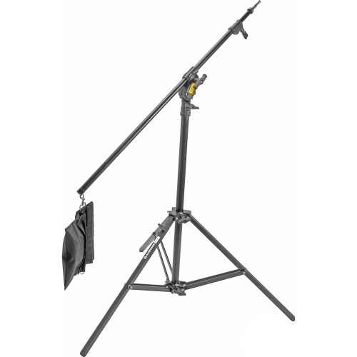 Mega Boom with Weight & Crank Stand