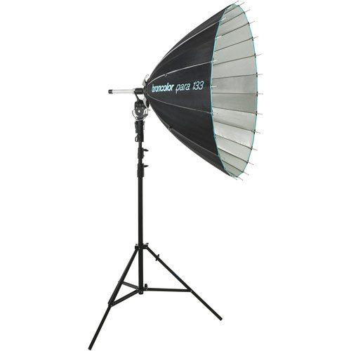 "Para 133 P Reflector w/ Focus Rod & Head Adapter (4'4"" Diameter)"
