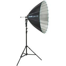 "Para 133 P Reflector w/ Focus Rod & Head Adapter (4'4"" Diameter)"