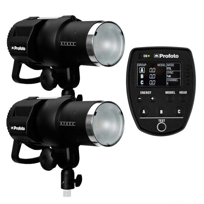 Profoto B1 2-Head Kit with AirTTL Remote