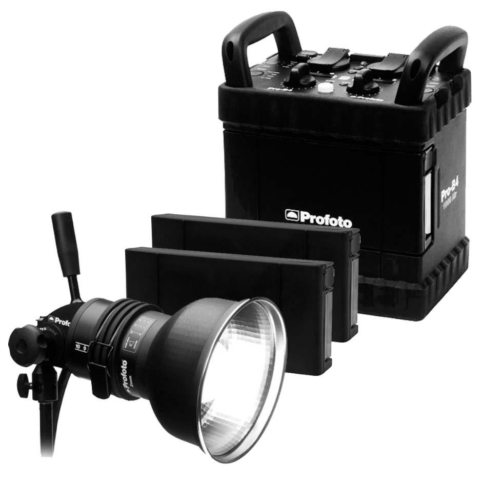Profoto B4 Air 1000 1-Head Kit