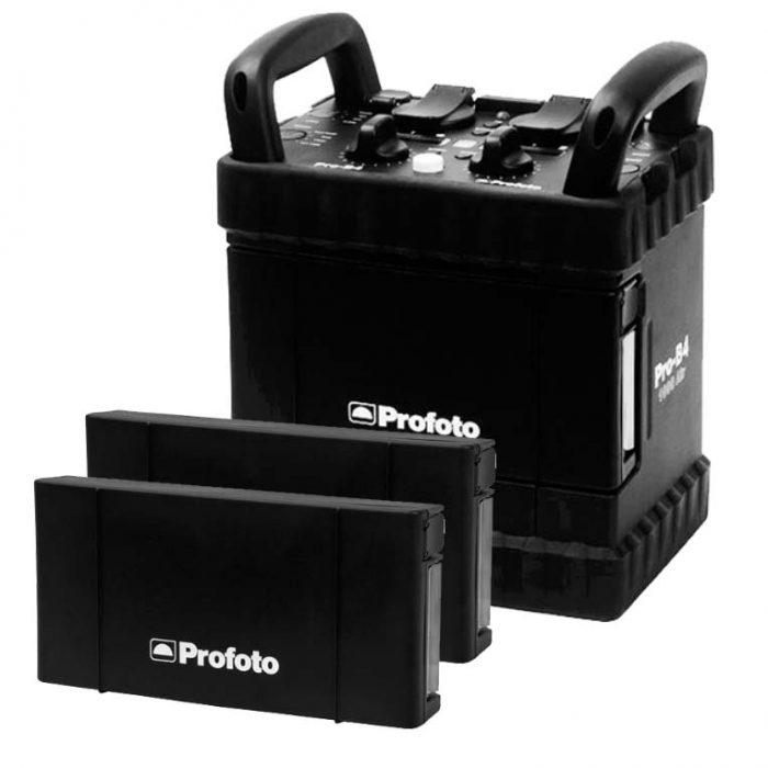Profoto B4 Air 1000 Pack w/ Batteries