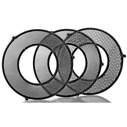 Ringflash C Grids - Set of 3