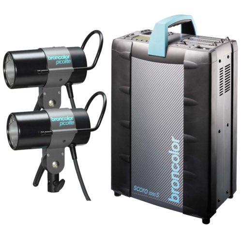 Scoro 3200 w/ Picolite Kit