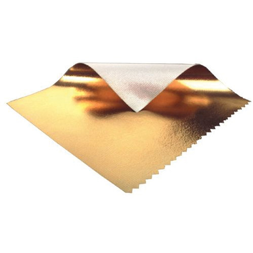 Sunbounce 4×6 Fabric gold-white