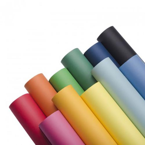 Superior Seamless 9' Roll on Core - Colors