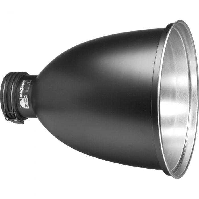Tele-Zoom Reflector