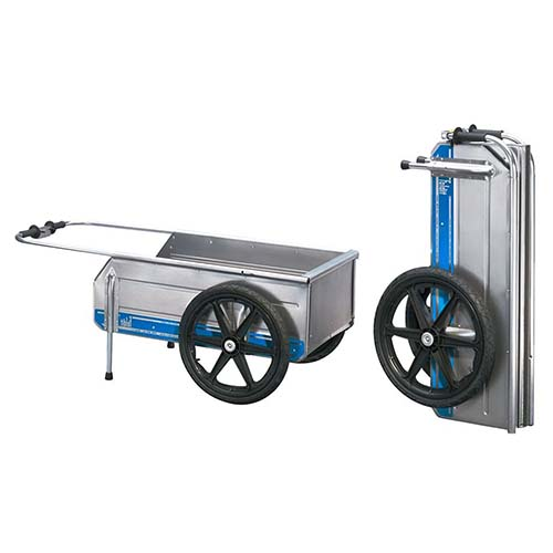Tipke 2100 Marine Fold-It Utility Beach Cart Rental