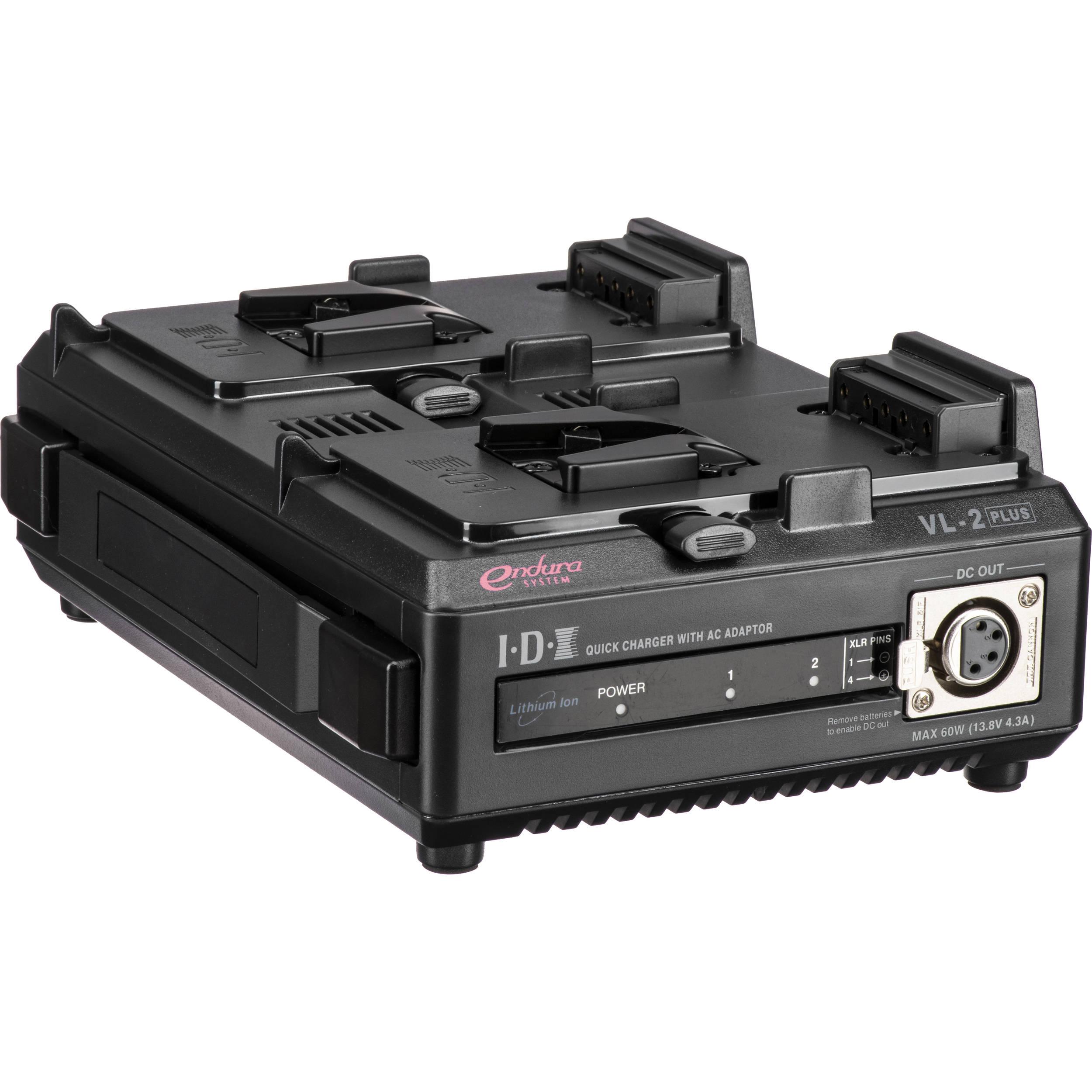 Dual Battery Charger IDX