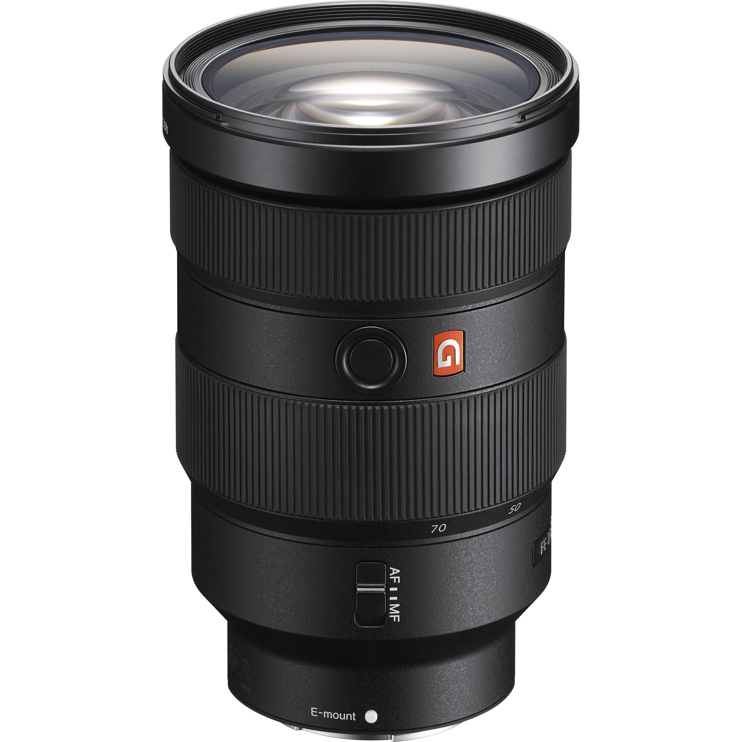 Sony FE 24-70mm f/2.8 E-Mount Lens GM