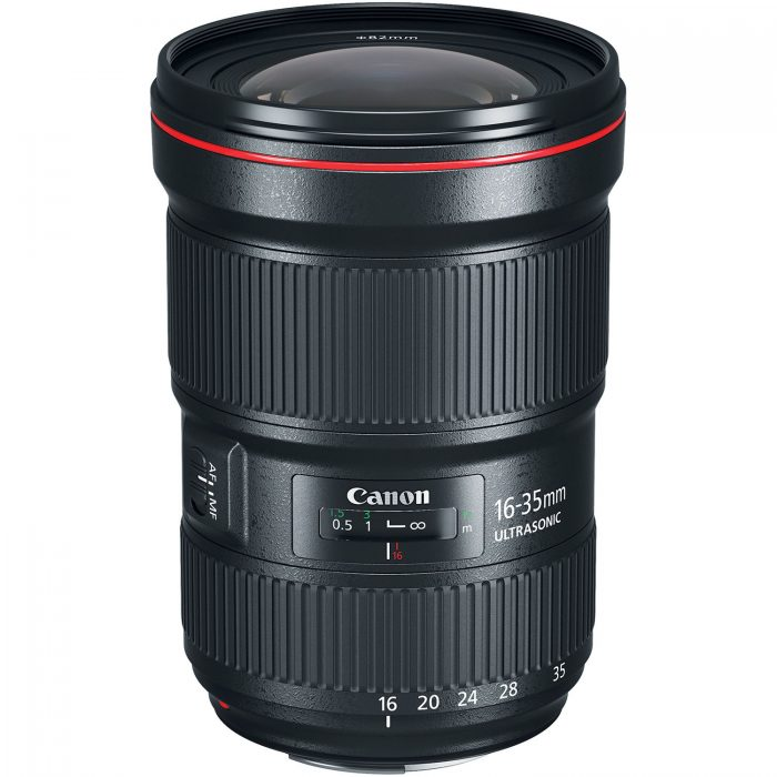 Canon Wide Angle Lens EF 16-35mm f/2.8 III